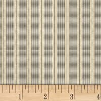 Farmhouse Living  End On End Stripe Cream