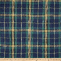 Laura & Kiran Forsyth Plaid Soft Blues