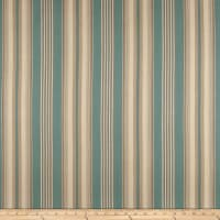 Laura & Kiran Bordeaux Stripe Aqua