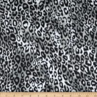 Polar Fleece Serval Grey