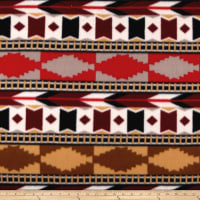 Polar Fleece Southwest Spice