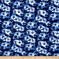 Liverpool Double Knit Abstract Blue