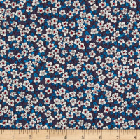 Liberty Fabrics Tana Lawn Ffion Blue