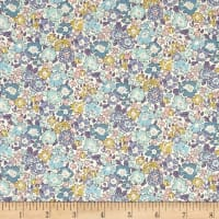 Liberty Fabrics Tana Lawn Michelle Purple