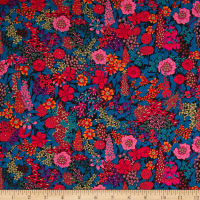 Liberty Fabrics Tana Lawn Ciara Orange