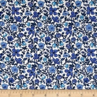 Liberty Fabrics Tana Lawn Meadow Blue
