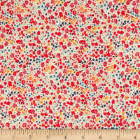 Liberty Fabrics Tana Lawn Phoebe Orange