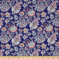 Liberty Fabrics Tana Lawn Louis Purple