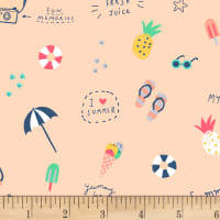 Dear Stella Life's A Beach Summer Time Multi