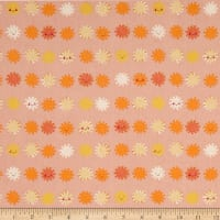 Cotton + Steel Sunshine Sunshine Peach