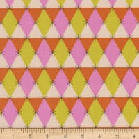 Cotton + Steel Flutter Prism Pink