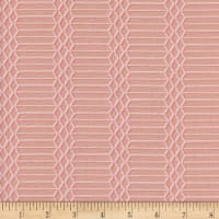 Cotton + Steel Panorama Sunrise Dandy Bars Blushing
