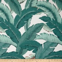 Tommy Bahama Indoor/Outdoor Swaying Palms Teal