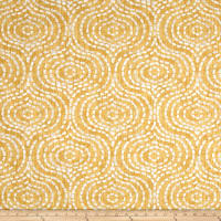 Premier Prints Denver Slub Canvas Brazilian Yellow