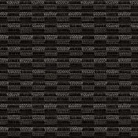 ABBEYSHEA Commotion Jacquard Charcoal
