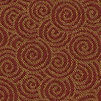 Abbey Shea Sedative Jacquard Flame