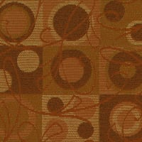 Crypton Ambiance Jacquard Orange