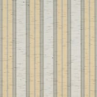 "Sunbrella 46"" Stripes Premium Grey/Beige Chip Fancy"