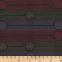 Crypton Relate Jacquard Bordeaux