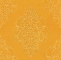 Crypton Ornamental Jacquard Yellow