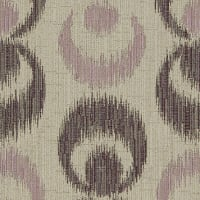 AbbeyShea Crescent Jacquard Dewberry