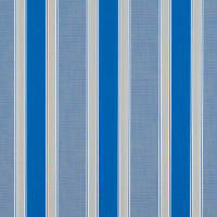 "Sunbrella 46"" Stripes Premium Baycrest Pacific"