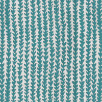 Abbey Shea Chipper Jacquard Turquoise