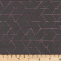 Crypton Unveil Jacquard Sassy Plum