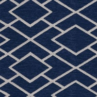 Abbey Shea Commitment Woven Navy