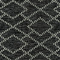 Abbey Shea Commitment Woven Charcoal