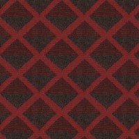 Abbey Shea Fortitude Jacquard Bordeaux