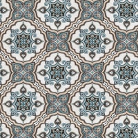 Abbey Shea Canasta Woven 34 Turquoise