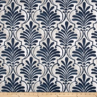 Premier Prints Luxe Outdoor Ecuador Slate Blue