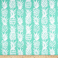 Premier Prints Luxe Outdoor Pineapple SurfsideBasketweave