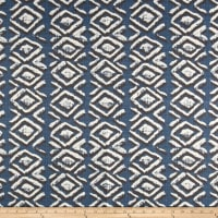 Premier Prints Luxe Outdoor Sapo Slate Blue