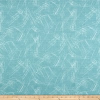 Premier Prints Luxe Outdoor Valletta Aqua