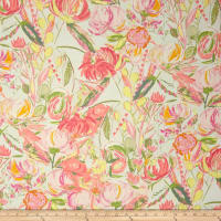 Art Gallery Painted Desert Printemps Rayon Challis Pink