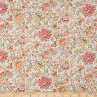 Liberty Fabrics Christelle Sycamore Linen