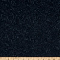 Whimsy Soothing Swirl Navy