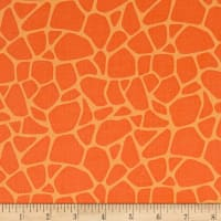 Bungle Jungle Giraffe Skin Orange