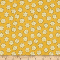Dogs & Suds Paw Print Yellow