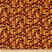 Autumn Album Indian Corn Black/Multi