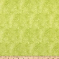 Splish Splash Swirl Wool Green