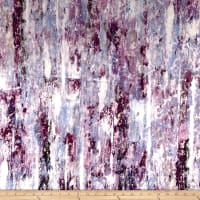 Pearl Luxe Marble Metallic Purple