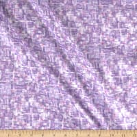 Pearl Luxe Tile Texture Metallic Lt Purple