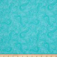 Just Color  Swirl Basic Teal