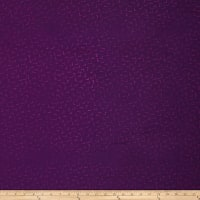 Modern Batiks Dots Purple