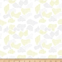 Contempo Improv Screen White/Citron