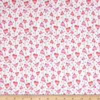 Contempo My Little Sunshine Sweetheart White/Pink