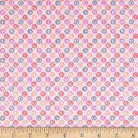 Contempo My Little Sunshine ABC Light Pink